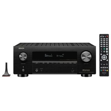 Denon 9.2 Channel AV Receiver in Black, , large