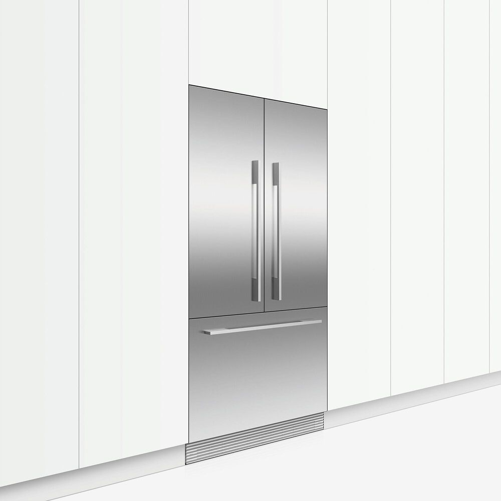 """Fisher and Paykel 36"""" Integrated French Door Panel with 72"""" High in Stainless Steel, , large"""