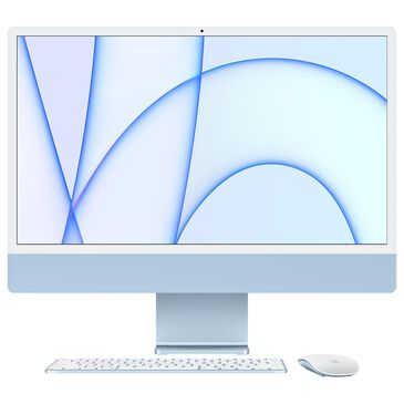 """Apple 24"""" iMac All-In-One Desktop 