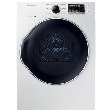 Samsung 4.0 Cu. Ft. Electric Dryer in White, , large