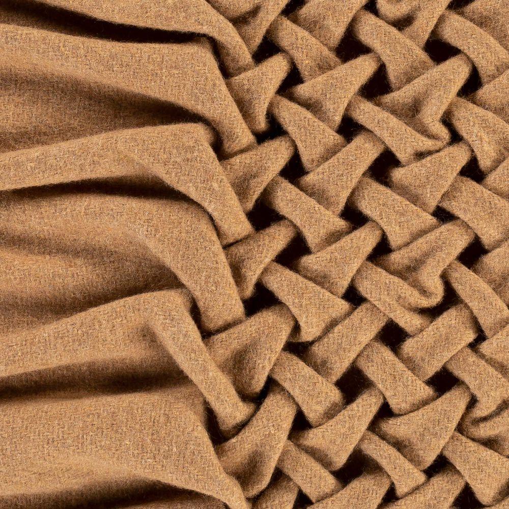 "Surya Inc Alana 14"" x 22"" Down Pillow in Brown, , large"