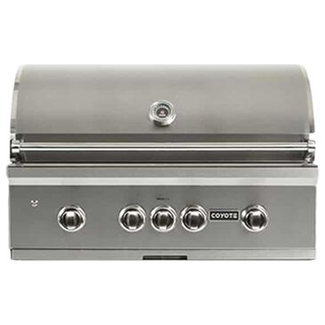 """Coyote Outdoor 36"""" S-Series Liquid Propane Grill in Stainless Steel, , large"""