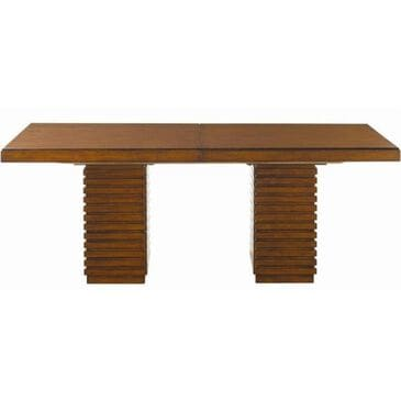 Tommy Bahama Home Ocean Club Peninsula Dining Table in Bali - Table Only, , large