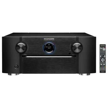 Marantz 11.2 Channel 8K AV Receiver with 3D Audio, HEOS Built-in and Voice Control in Black, , large