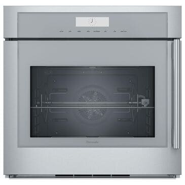 "Bosch 30"" Masterpiece Single Built-In Oven with Left Side Opening Door in Stainless Steel, , large"