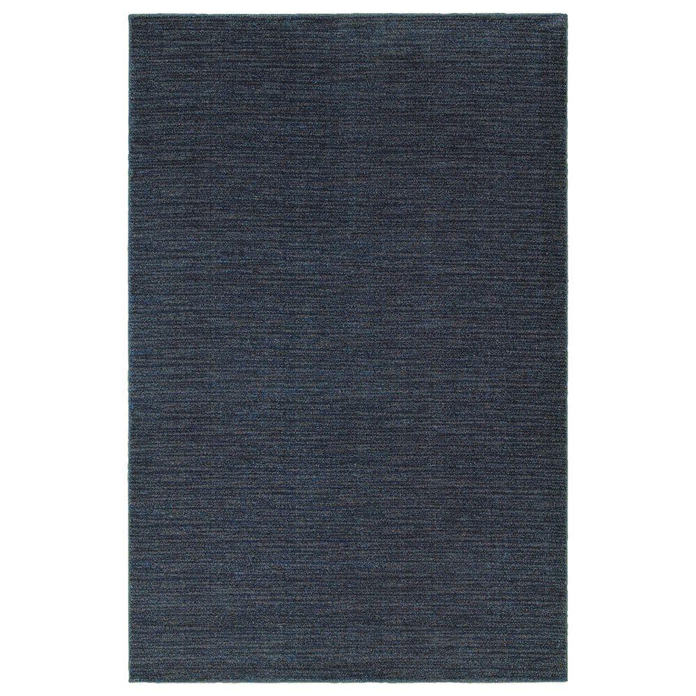 "Oriental Weavers Richmond 526B3 12"" x 15"" Navy Area Rug, , large"