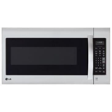 LG 2.0 Cu. Ft. Over-the-Range Microwave Oven with EasyClean in Stainless Steel , , large