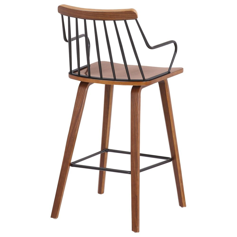 """Blue River Micah 26"""" Counter Stool in Black, , large"""