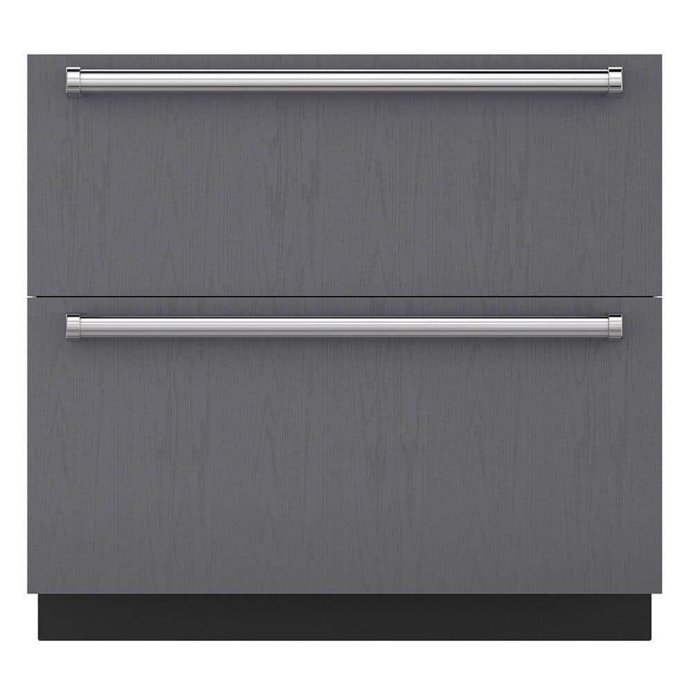 """Sub Zero 36"""" Refrigerator Drawers with Air Purification (Panel Required), , large"""