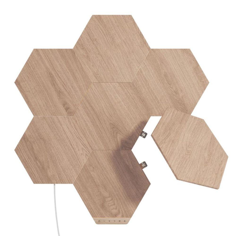 Nanoleaf Elements Wood 7-Piece Smarter Kit, , large