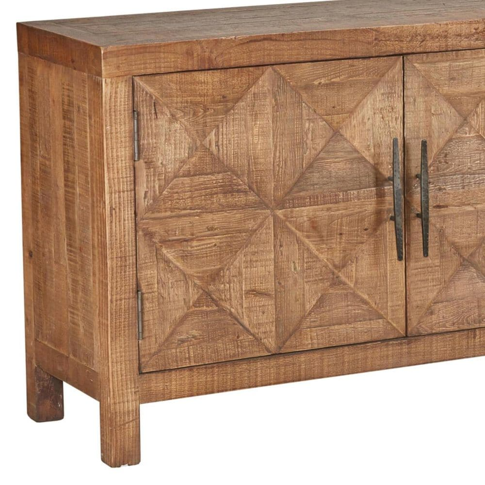Greenbrier Interiors Elani Sideboard in Reclaimed Pine, , large