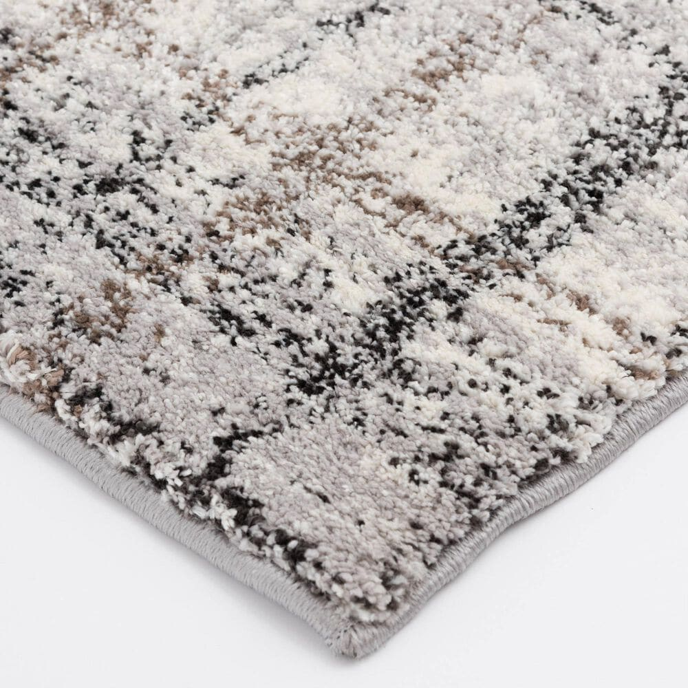 "Central Oriental Structures Torrent Makari 6257SJ 5' x 7'6"" Soot and Java Area Rug, , large"