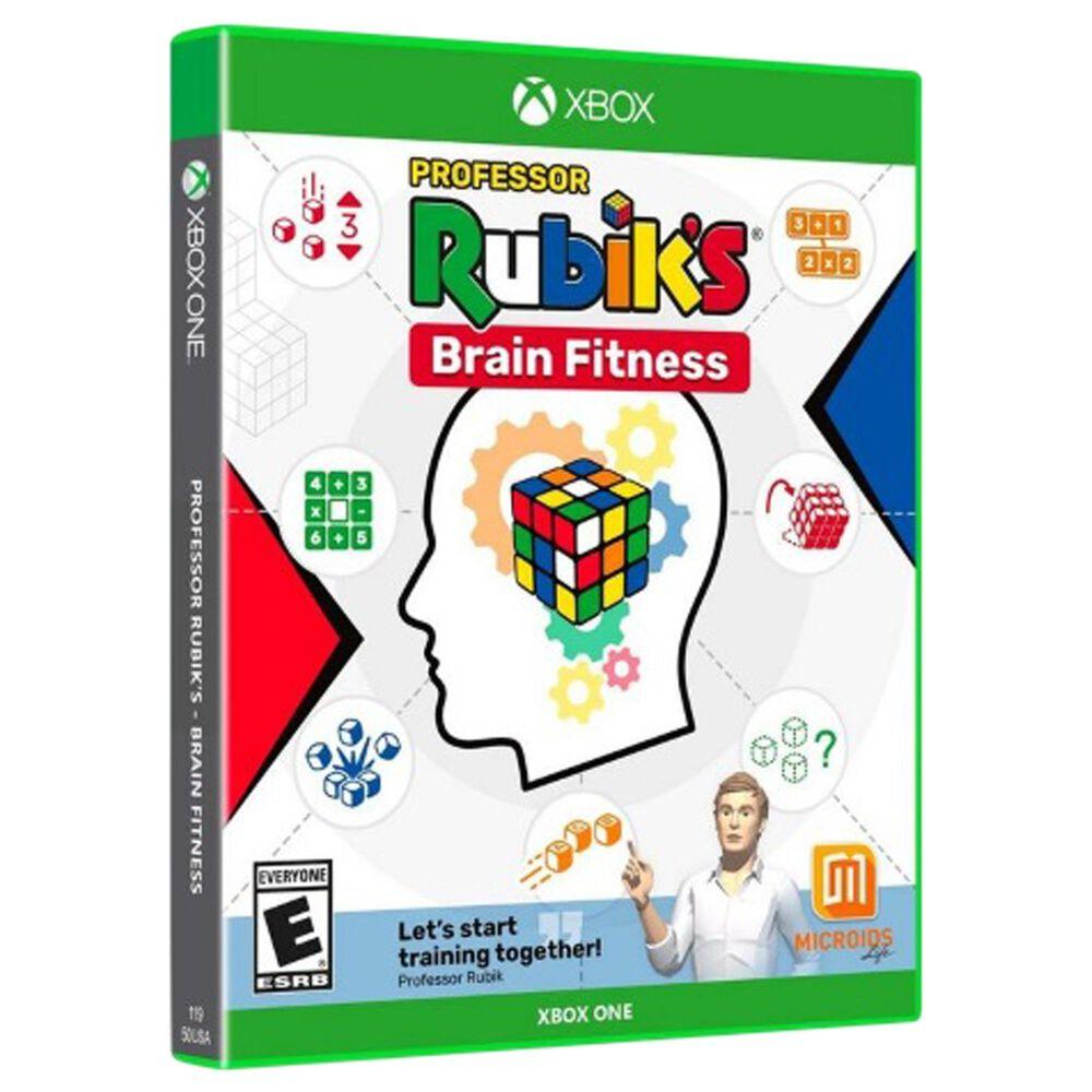 "Professor Rubik""s Brain Fitness - Xbox One, , large"