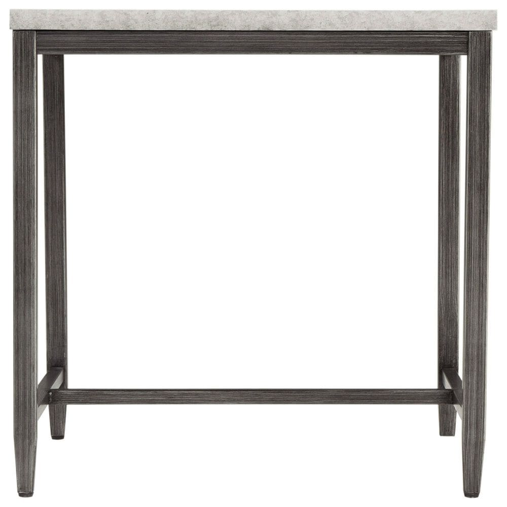 Signature Design by Ashley Shybourne Square End Table in Gray Faux Concrete , , large