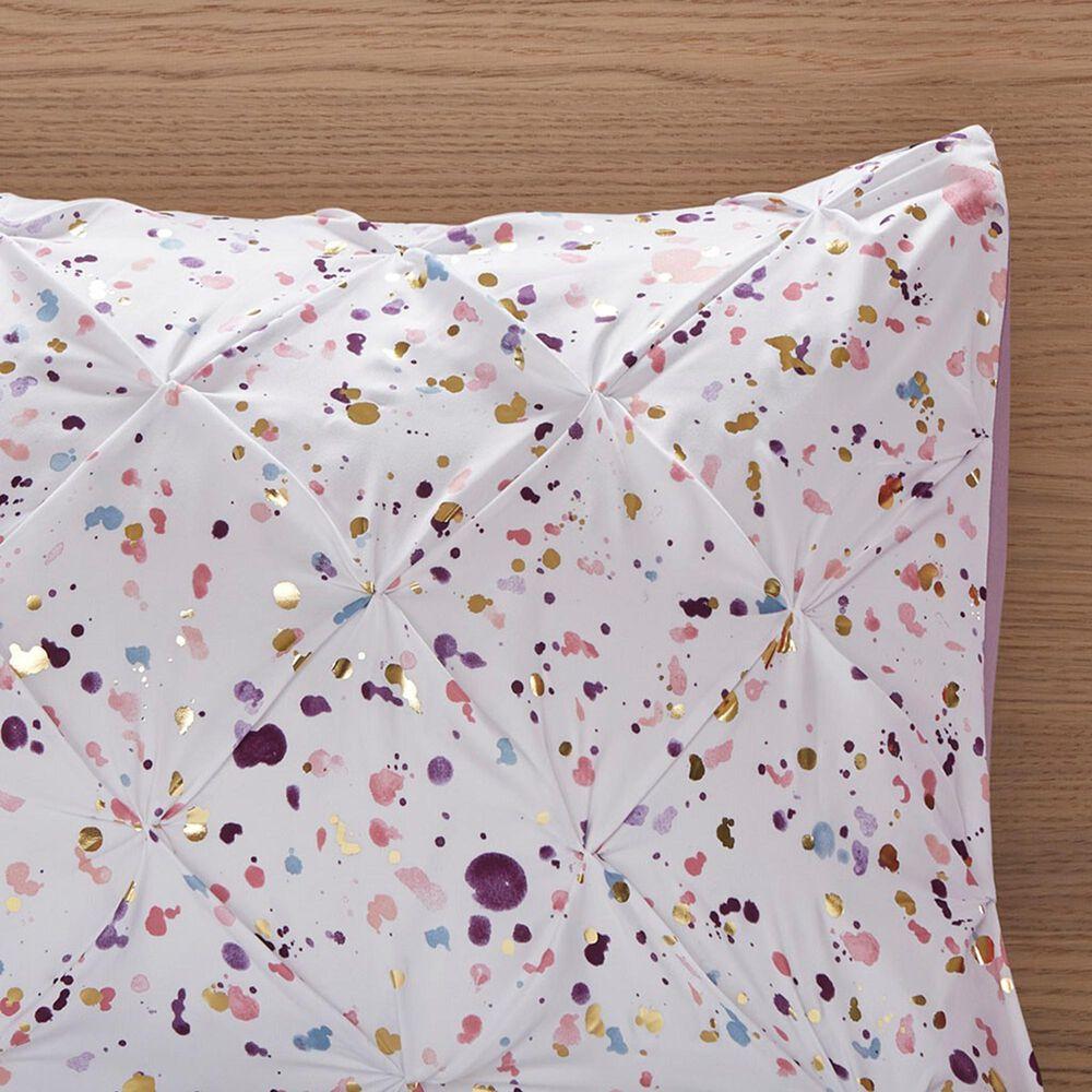 Hampton Park Abby 4-Piece Twin/Twin XL Comforter Set in Plum, , large