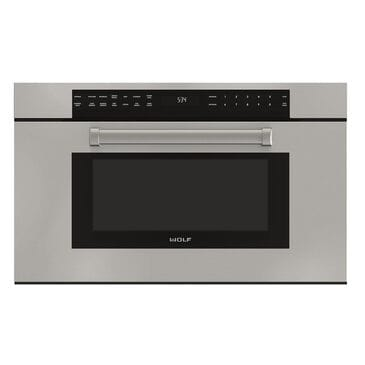Wolf 1.6 Cu. Ft. Built-In Microwave, , large
