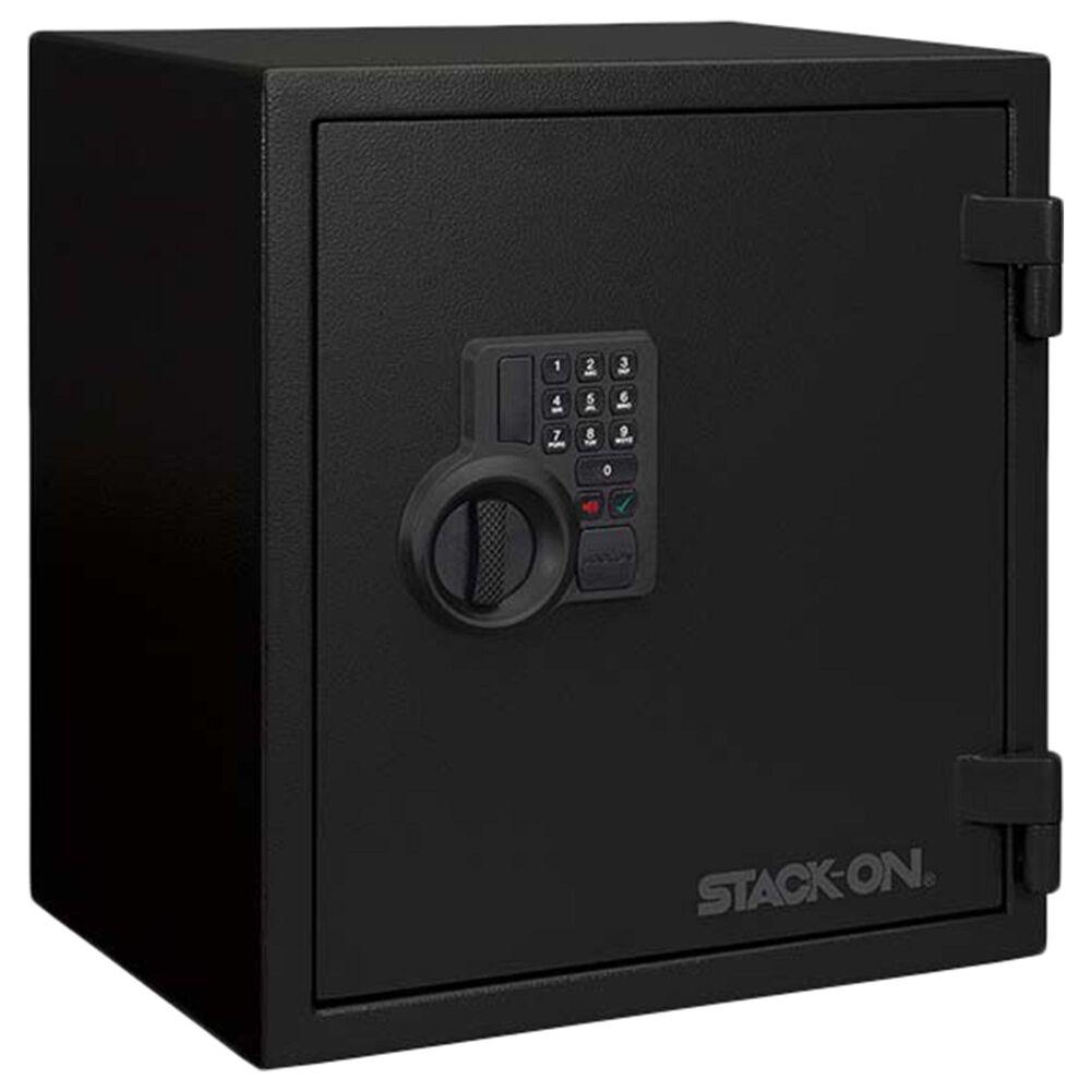Lock It Personal Fire Safe in Black Granite, , large