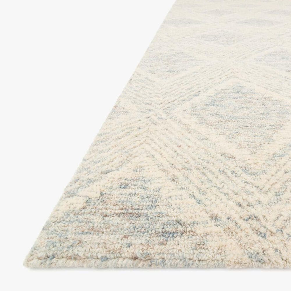 "ED Ellen DeGeneres Crafted by Loloi Kopa 3'6"" x 5'6"" Slate and Ivory Area Rug, , large"