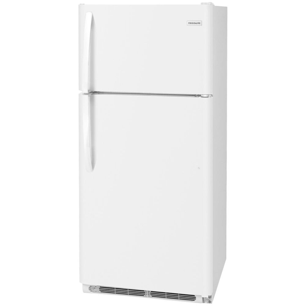 "Frigidaire 18 Cu. Ft. 30"" Wide Top Freezer Refrigerator in White, , large"