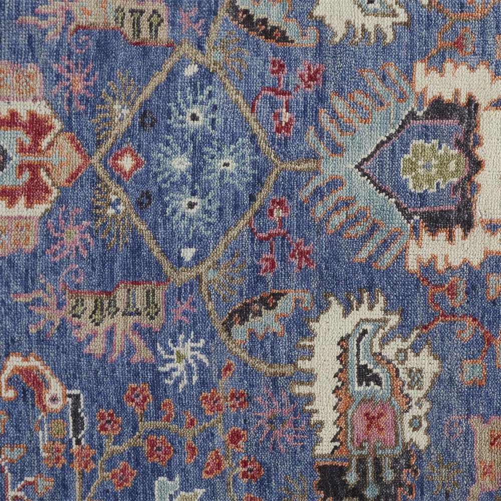 """Feizy Rugs Beall 9'6"""" x 13'6"""" Blue Area Rug, , large"""