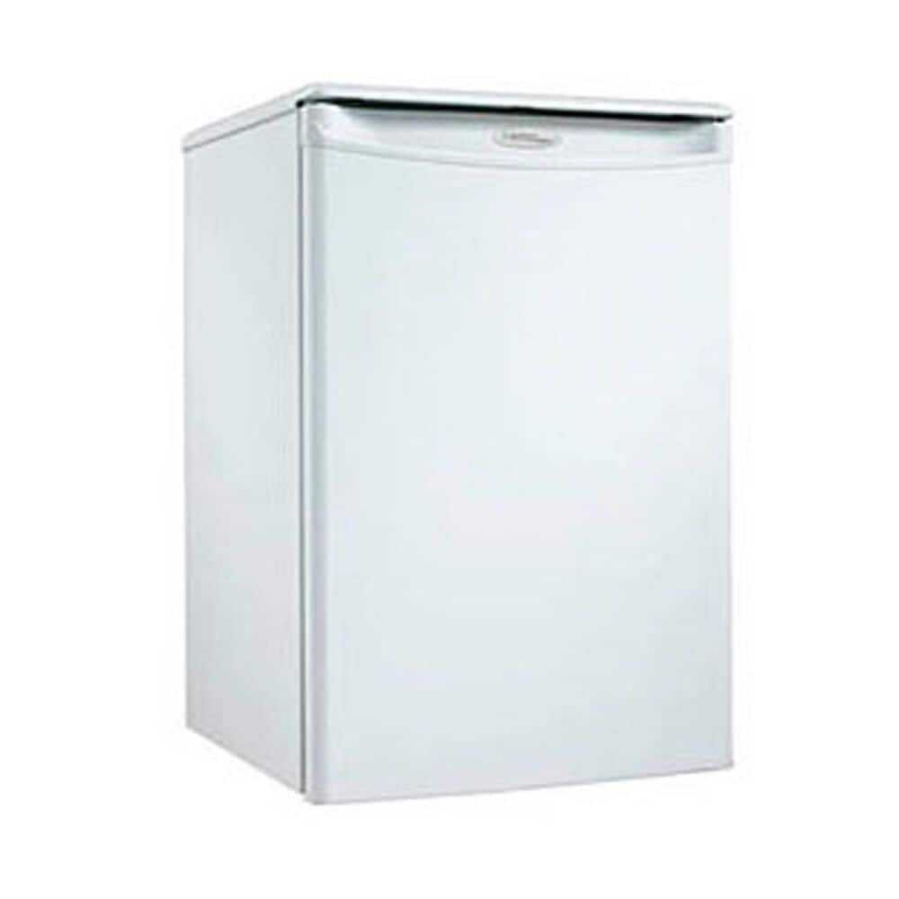 Danby 2.6 Cu. Ft. Compact Refrigerator in White, White, large