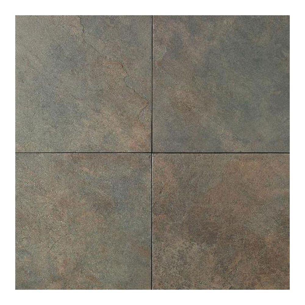 "Dal-Tile Continental Slate Brazilian Green 12"" x 12"" Porcelain Tile, , large"