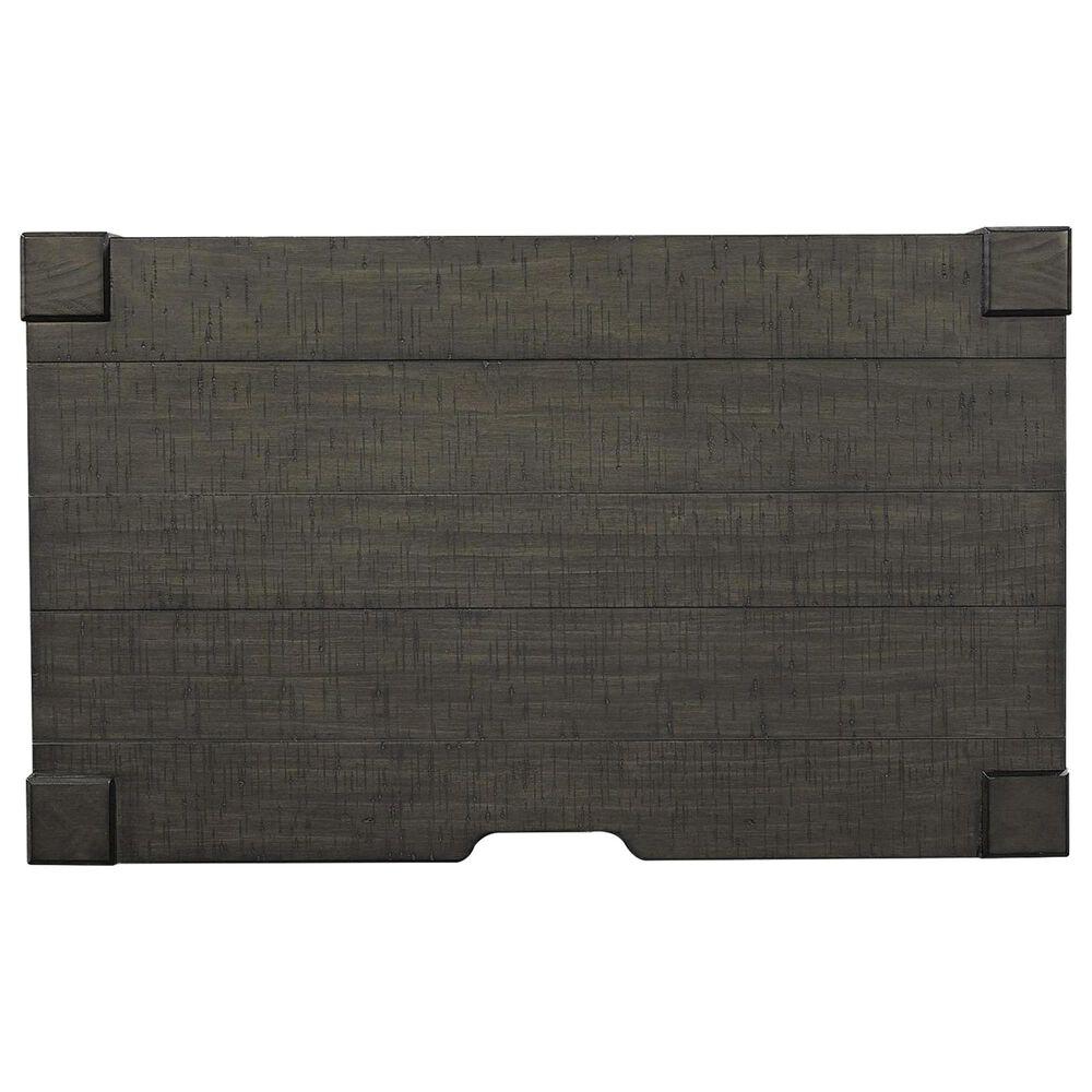 Riva Ridge Mill Creek 5 Piece California King Low Profile Bed Set with 2-Drawer Nightstand in Carob, , large
