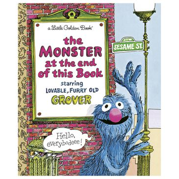 The Monster at the End of this Book, , large