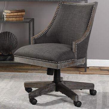 Uttermost Aidrian Desk Chair, , large