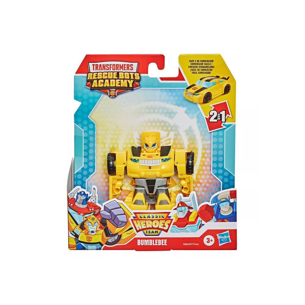 Playskool Heroes Transformers Rescue Bots Academy- Bumblebee, , large