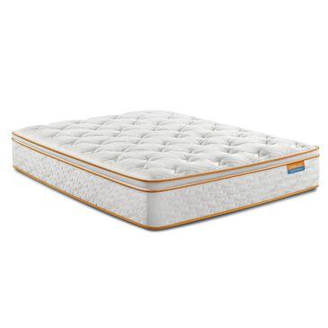 Simmons Thrillzzz Plush Pillow Top Queen Mattress Only, , large