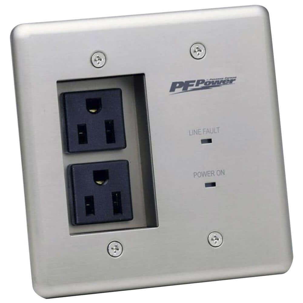 Panamax In-Wall Power Pro 2 Outlet Surge Protection, , large