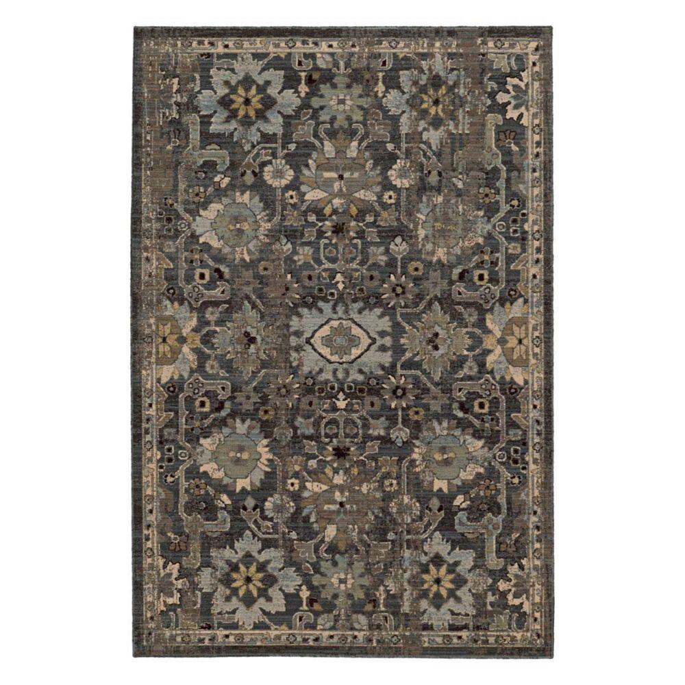 """Oriental Weavers Tommy Bahama Vintage 668N 2'7"""" x 9'4"""" Blue Runner, , large"""