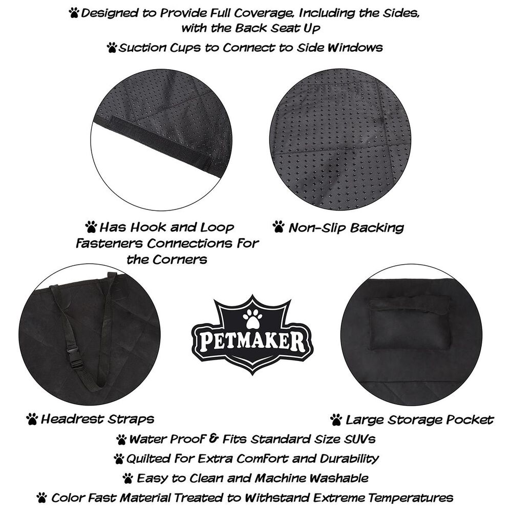 Timberlake Petmaker Cargo Liner Pet Cover For SUV, , large
