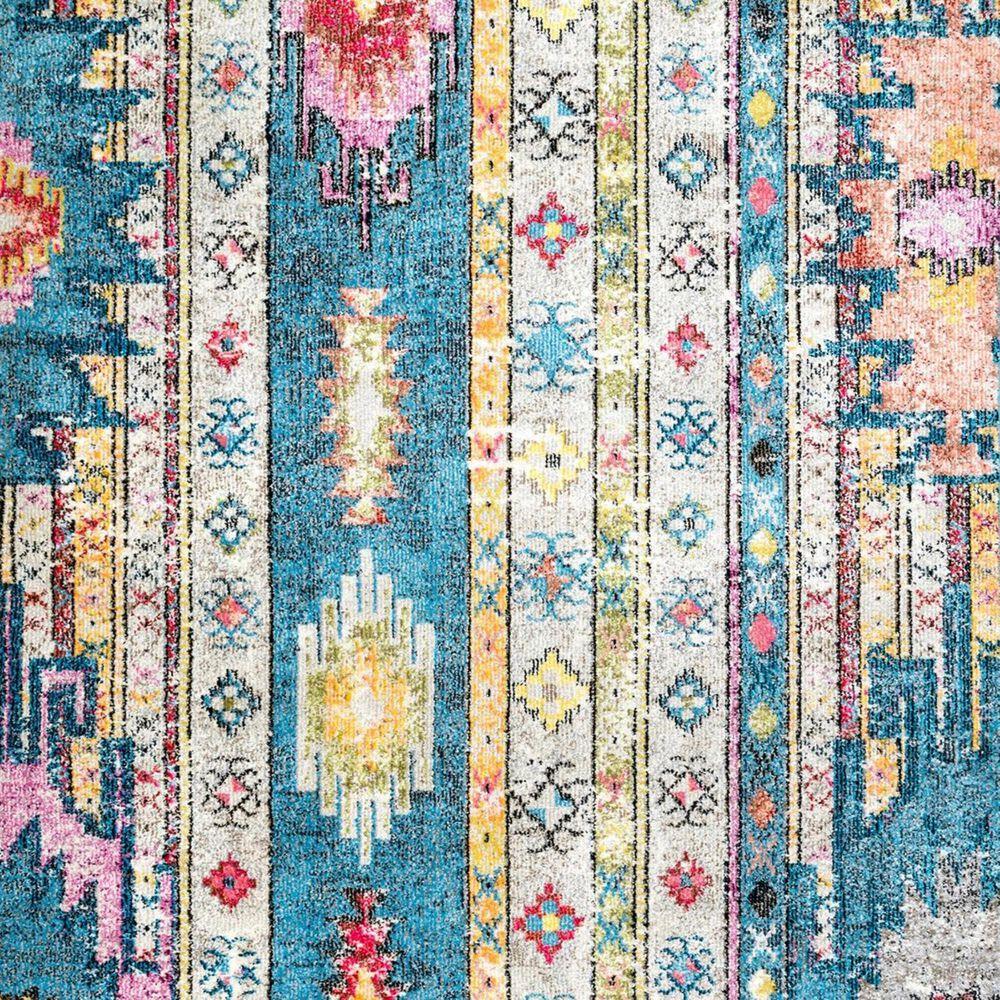 nuLOOM Bella KSBL04A 5' x 8' Blue Area Rug, , large