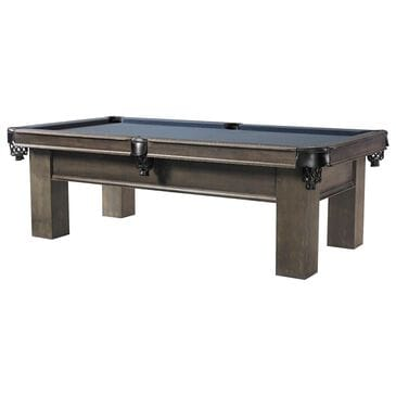 Plank and Hide Elias Pool Table in Shadow Gray, , large