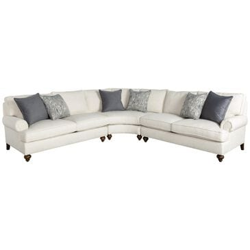 Bernhardt 3-Piece Sectional in Malibu Canyon, , large