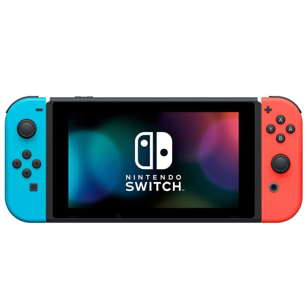 Nintendo Switch 32GB Console - Neon Red/Neon Blue Joy-Con, , large