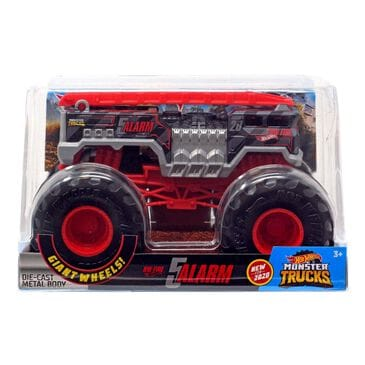 Hot Wheels 1:24 Scale Monster Truck 5 Alarm, , large