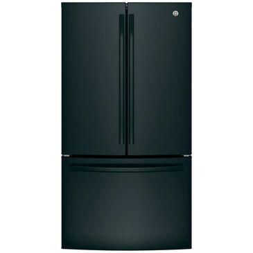 GE Appliances 27.0 Cu. Ft. 3-Door French-Door Refrigerator Energy Star In Black, , large