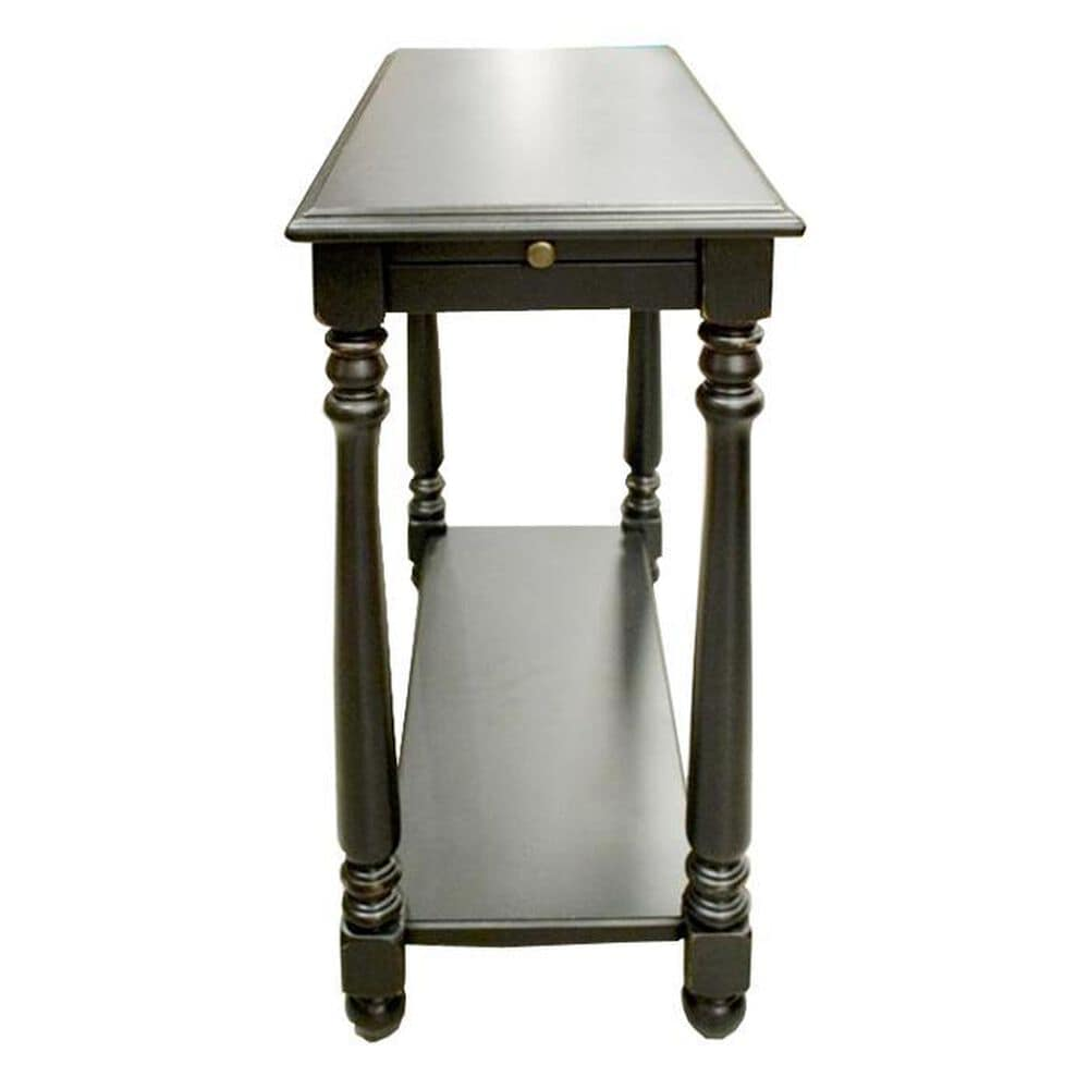 Butler Black Licorice End Table, , large