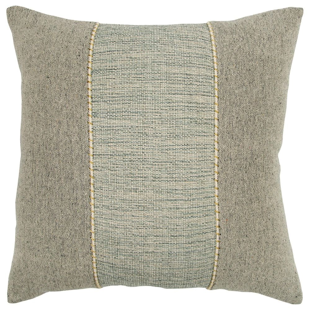 """Rizzy Home Donny Osmond 20"""" Pillow Cover in Light Gray color, , large"""