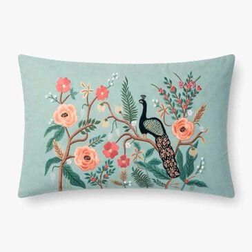 Rifle Paper Co. Floral Pillow in Mint, , large