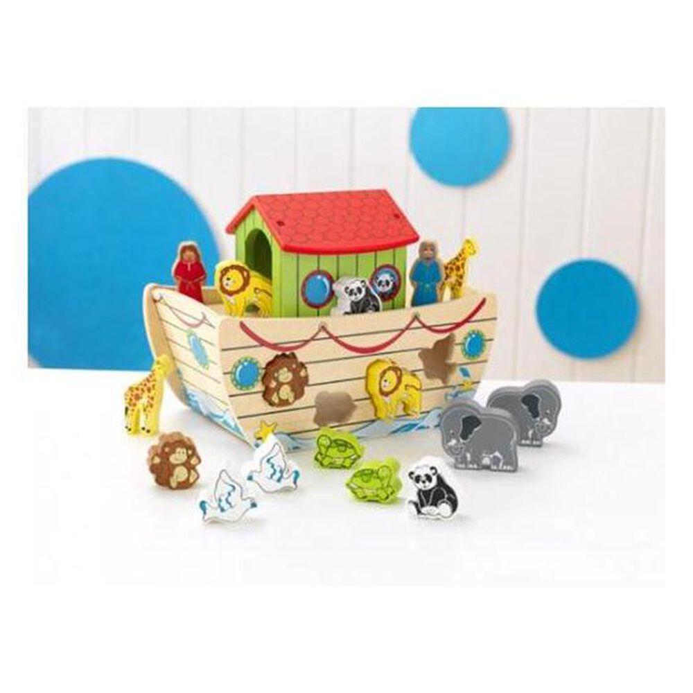 Kidkraft Noah's Ark Shape Sorter, , large