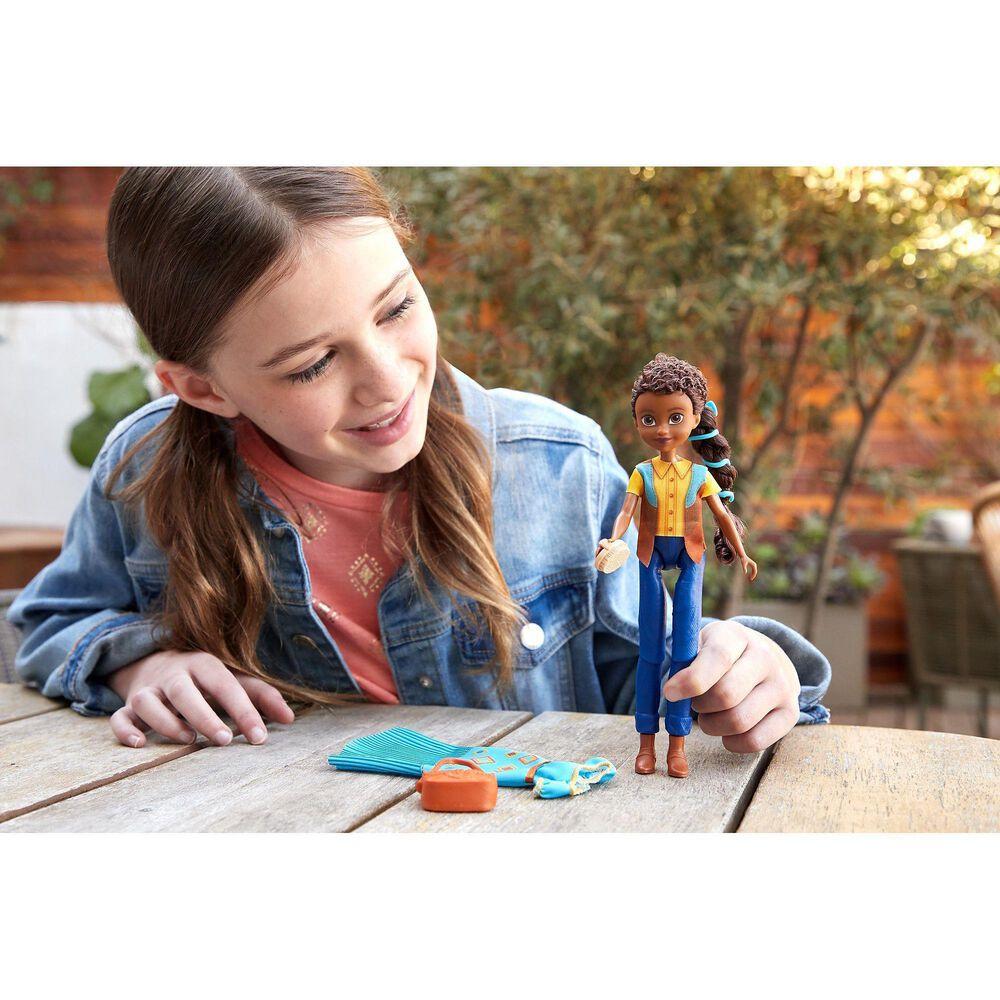 Spirit Untamed Happy Pru Fashion Doll with Accessories, , large
