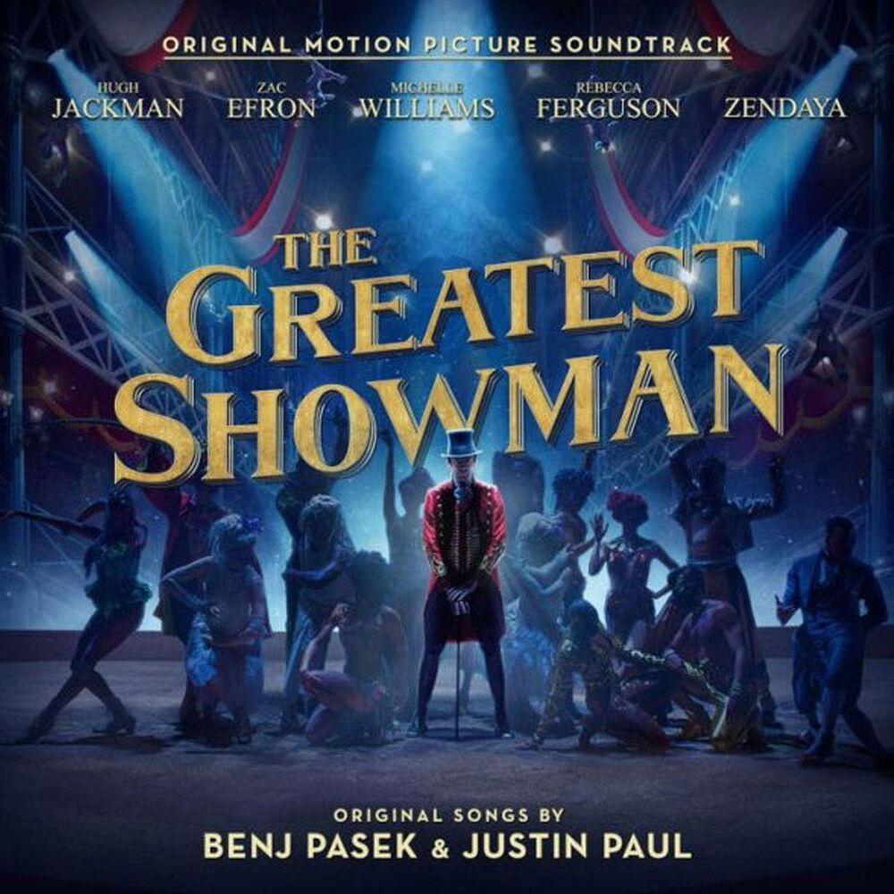 The Greatest Showman Soundtrack LP, , large