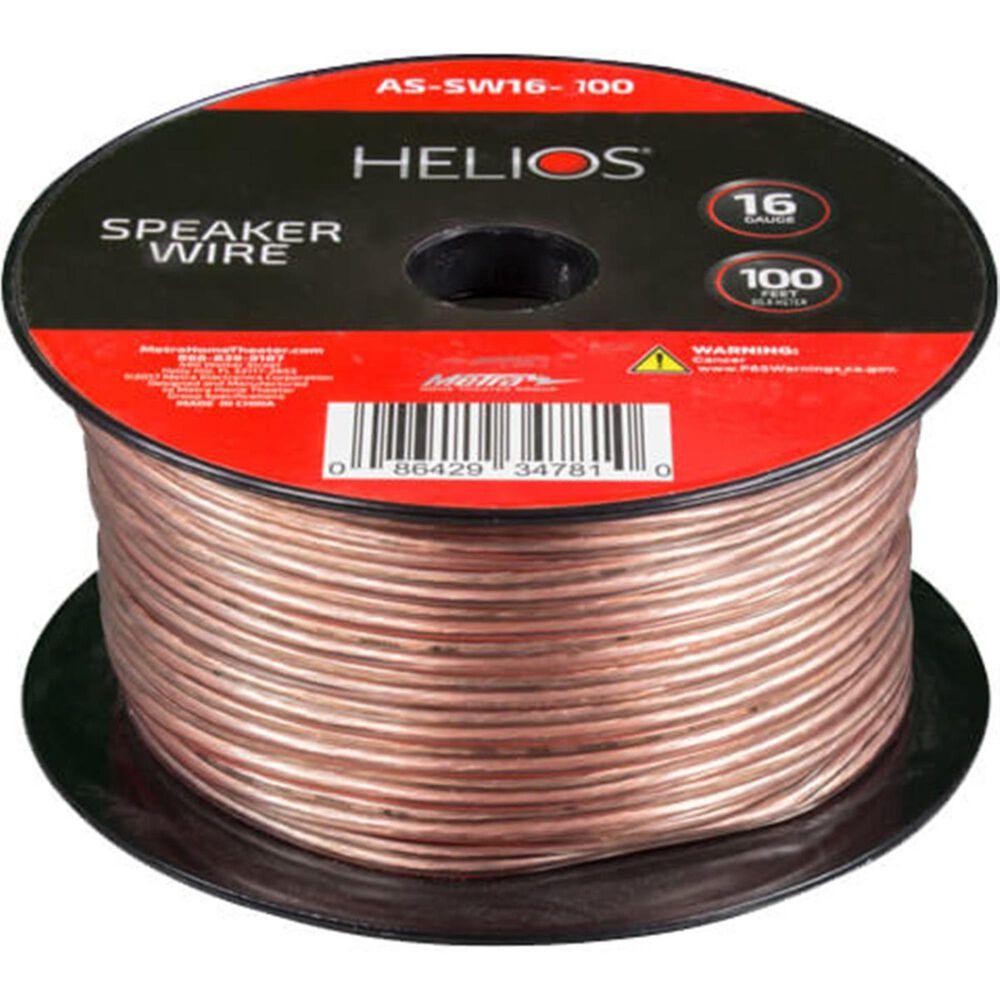 """MetraAV Helios 100"""" 16-Gauge Speaker Wire , , large"""