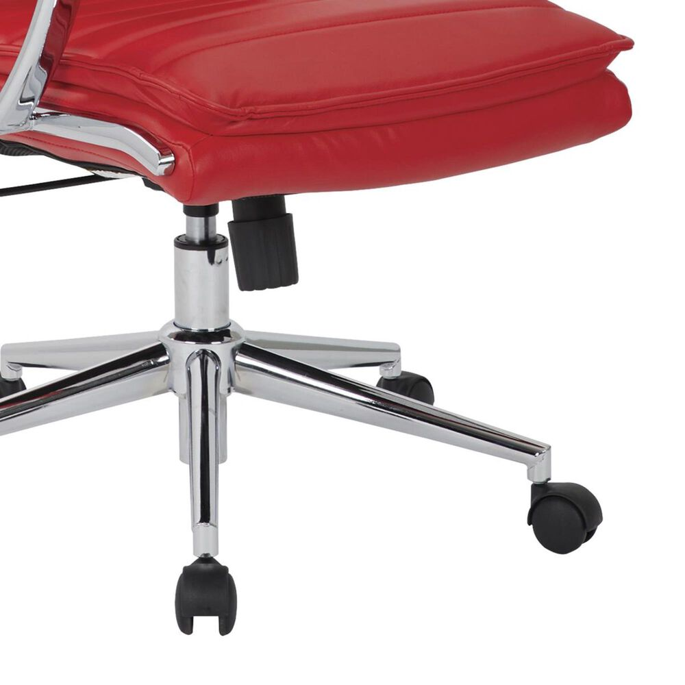 OSP Home Managers Chair in Red, , large
