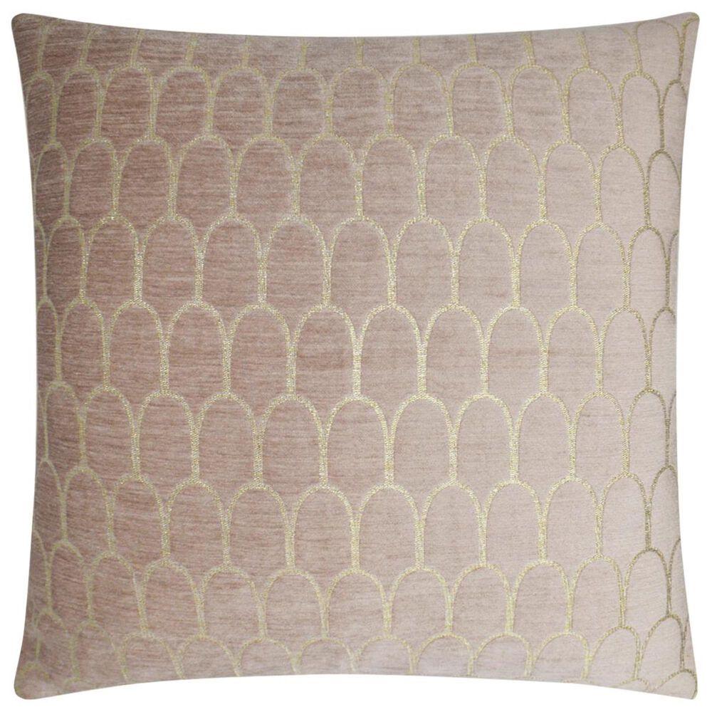 "D.V.Kap Inc 24"" Feather Down Decorative Throw Pillow in Crisanta-Blush, , large"