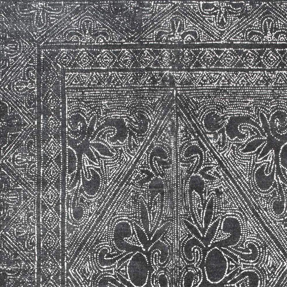 nuLOOM Preston MBPR01A 4' x 6' Dark Grey Area Rug, , large